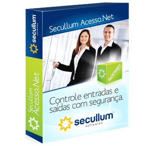 Softwares Software SECULLUM Acesso.NET