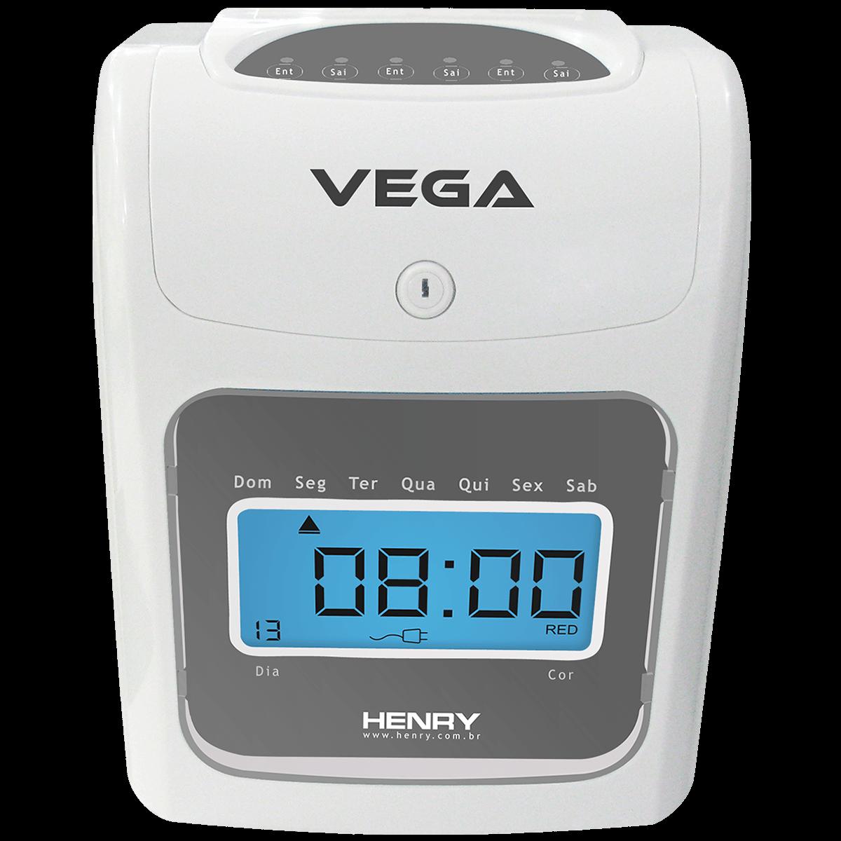 Manuais por Modelos Relógio Ponto Cartográfico Vega