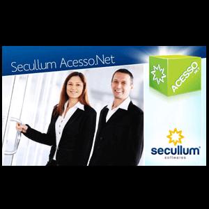 Softwares Software SECULLUM Acesso.NET Imagem 1